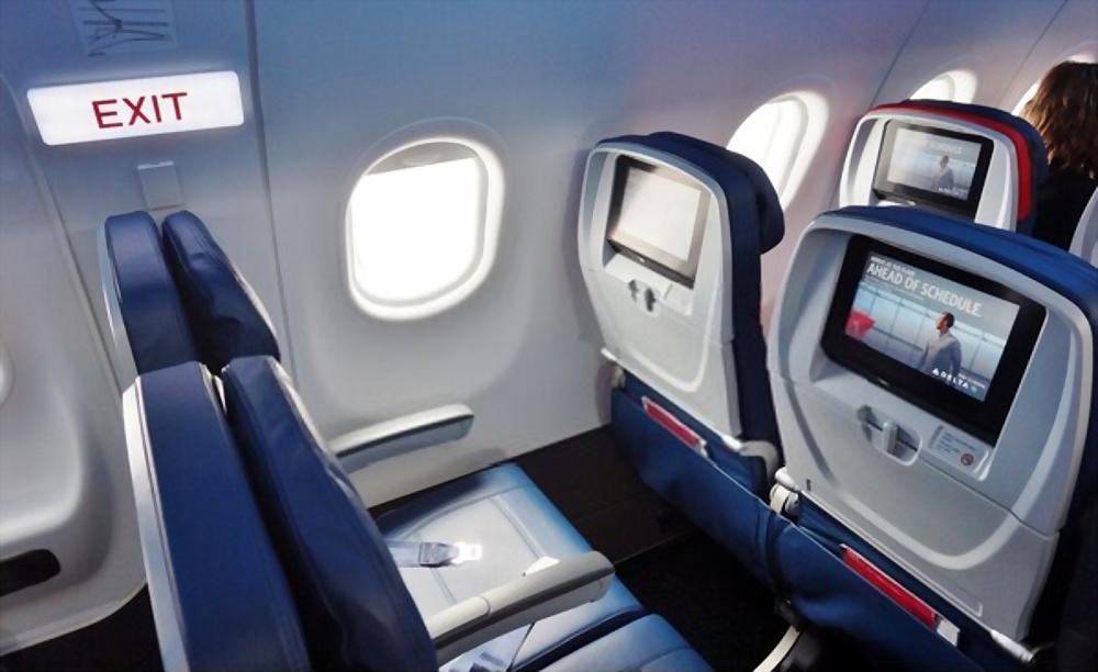 Ultimate Delta In-Flight Entertainment